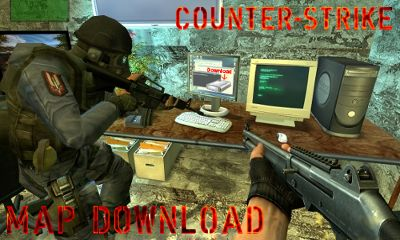 Counter-Strike MAP download